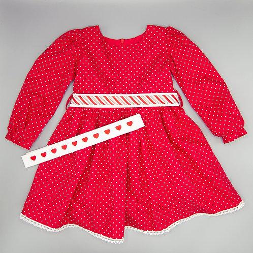 Evie's Closet Strawberry 3 in 1 Dress