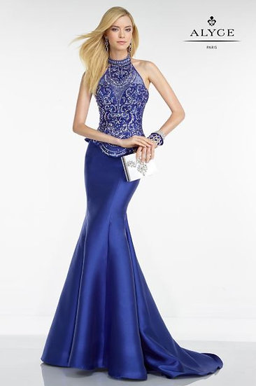 Alyce 5729 Sapphire