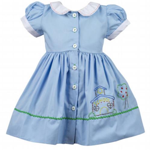 The Proper Peony School House Dress