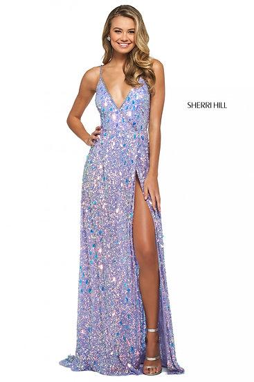 Sherri Hill 53893 Lilac