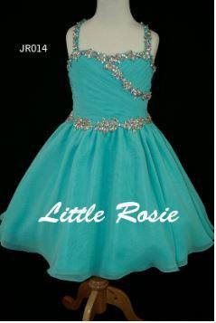 Little Rosie JR014 Aqua
