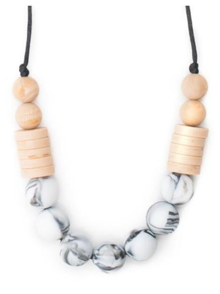 Bella Tunno Bradley Teething Necklace