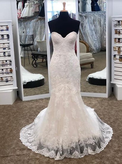 Lore 68005 Ivory/Nude