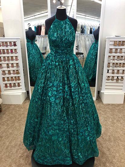 Sherri Hill 53655 Emerald