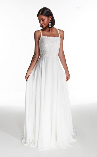 Alyce 7018 Diamond White
