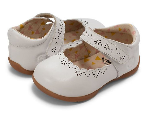 Livie & Luca Lily II Bright White