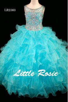 Little Rosie 2360 Blue