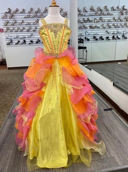 Sugar 81113S Coral/Yellow/Pink