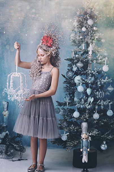 Ooh La La! Couture The Snowflake Silver