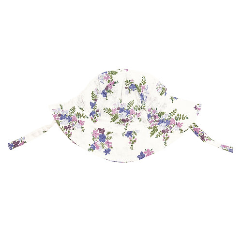 Angel Dear Lily of the Valley Sunhat Purple
