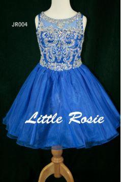 Little Rosie JR004 Royal