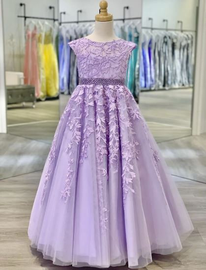 Sherri Hill K53850 Lilac