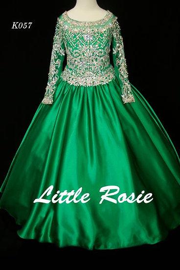 Little Rosie K057 Kelly Green