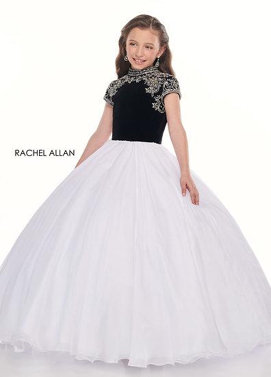 Rachel Allan 10025 Black/White