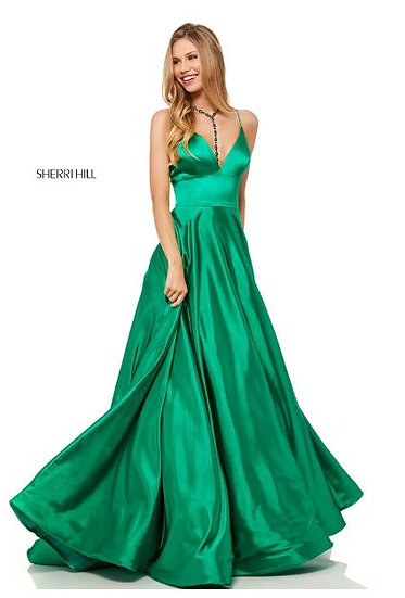 Sherri Hill 52195 Emerald