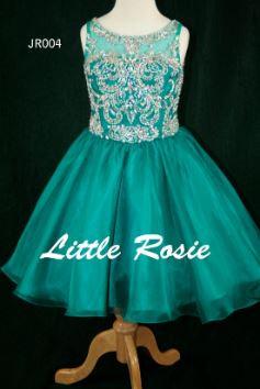 Little Rosie JR004 Jade