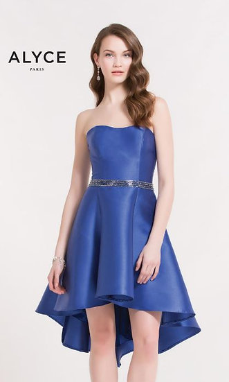 Alyce 3701 Cobalt Blue