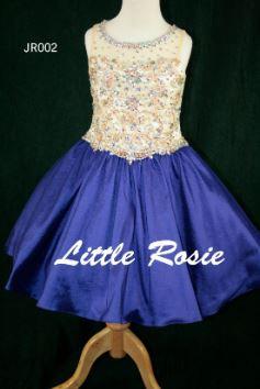 Little Rosie JR002 Gold/Purple