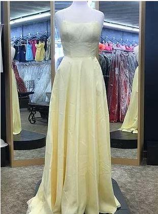 Sherri Hill 52022 Yellow