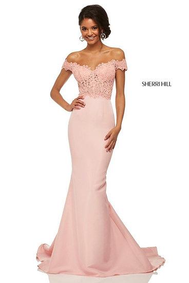 Sherri Hill 52874 Blush