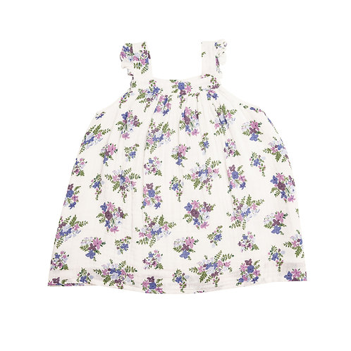 Angel Dear Lily of the Valley Sundress Purple