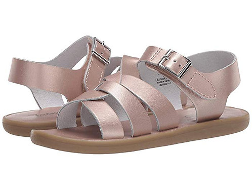 Footmates Wave Sandal Rose Gold