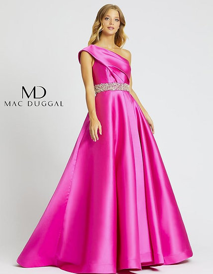 Mac Duggal 67101 Hot Pink