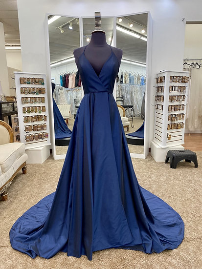 Sherri Hill 53904 Navy