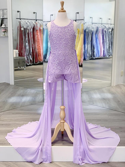 Ashley Lauren 8055 Lilac
