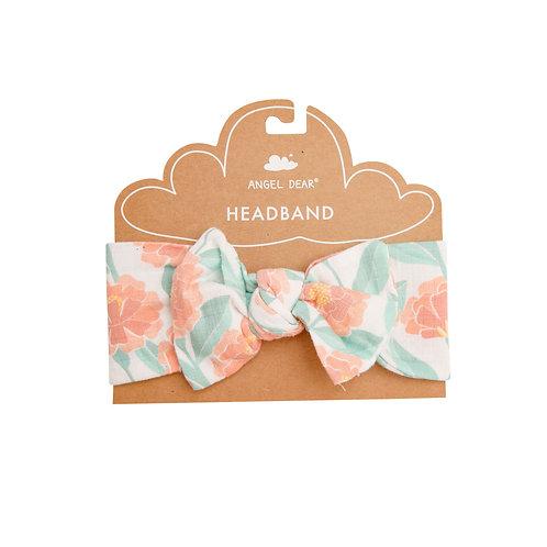 Angel Dear Marigold Garden Headband Orange Multi