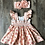Thumbnail: Swoon Baby Skirted Bubble Peachy Sorbet