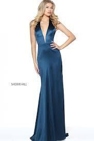 Sherri Hill 50919 Teal
