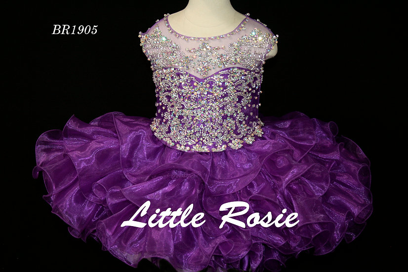 Little Rosie BR1905 Purple