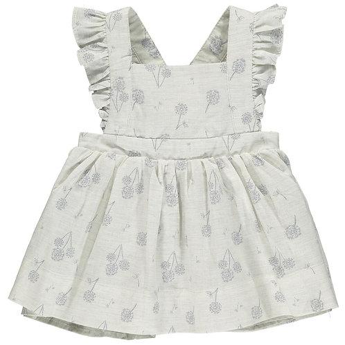 Vignette Maeve Dress Cream Dandelion