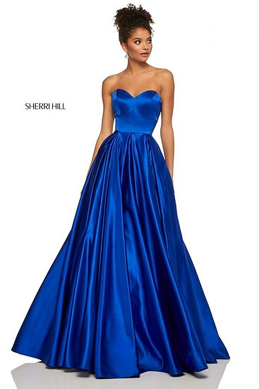 Sherri Hill 52850 Royal
