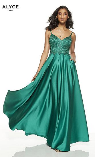 Alyce 1555 Emerald