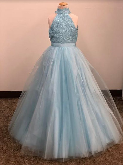 Sherri Hill 53842 Light Blue