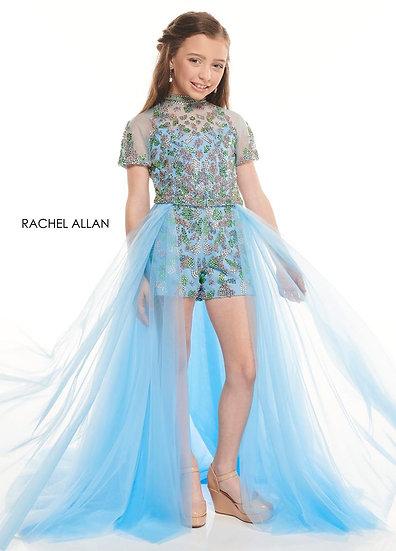 Rachel Allan 10006 Periwinkle/Multi