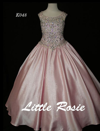 Little Rosie K048 Pink