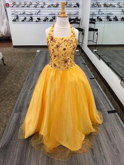 Perfect Angel 1169 Sunflower/Orange