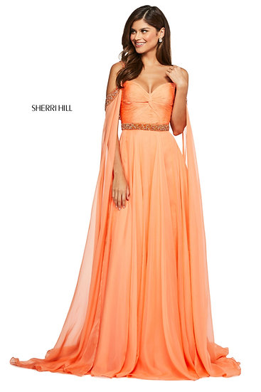 Sherri Hill 53630 Dreamcicle
