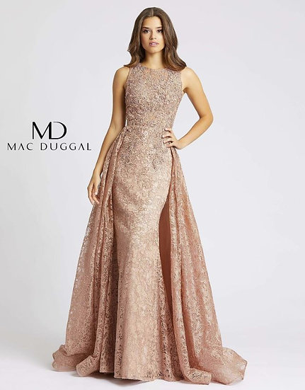Mac Duggal 20112 Rosegold