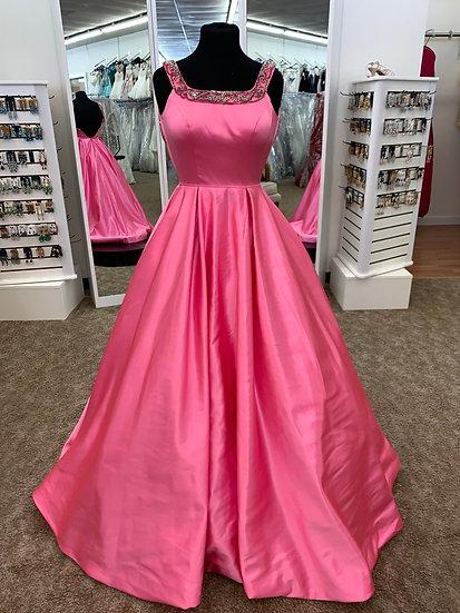 Sherri Hill 53528 Candy Pink