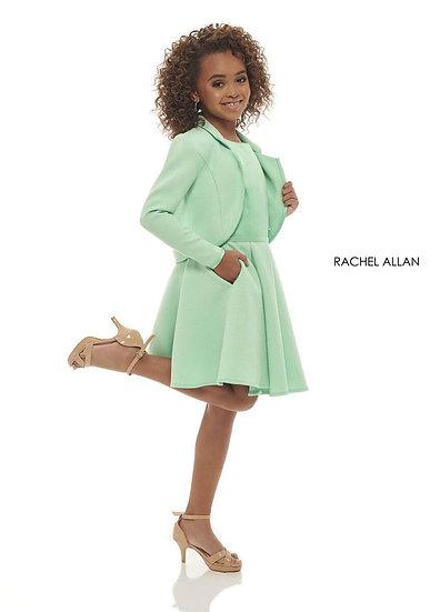 Rachel Allan 10037 Aqua Green