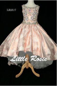 Little Rosie 2517 Pink