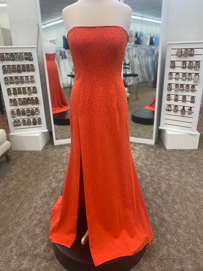 Sherri Hill 54324 Orange