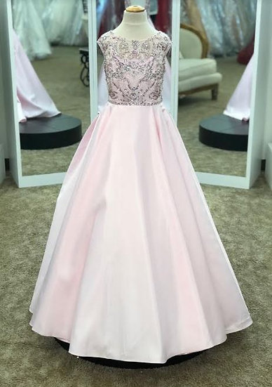Unique Fashion UF3199F Princess Pink
