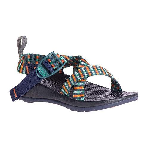 Chaco Children's Sandals Tartan Multi