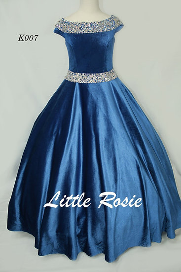 Little Rosie K007 Ocean