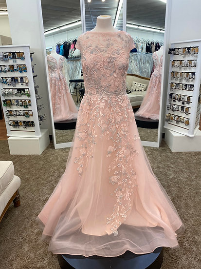 Sherri Hill 53621 Blush
